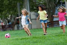 The social skills that children learn when they take part in sports